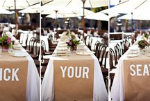 .table cloths & runners. / by The Event Expert