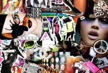 FASHION COLLAGE / by Frances Calero