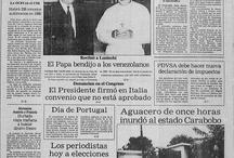 Noticias Curiosas / by Archivo El Nacional
