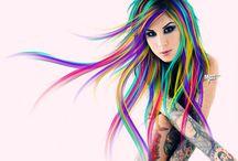 Tattoos / by Becky Hymel