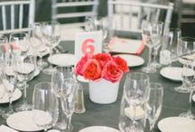 wedding table scapes
