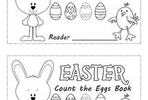 Preschool Easter / by Naomi Ogao
