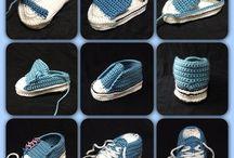 chaussette tricot