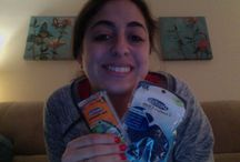 Influenster RefreshVoxBox!! / Some great products that were sent to me free to test out!! :)  / by Christine Nicole