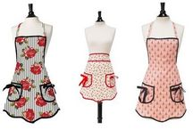 aprons for the girls-ideas / by Deborah Vahle