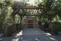 Outdoor Living Spaces / #hardscape designs - concepts - installation