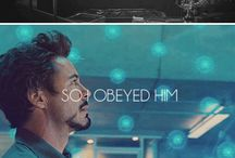 Tony Stark/ Iron Man