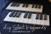 Piano teaching resources  / by Kris Money