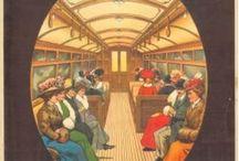 Vintage travel / by Tabs The Scientist