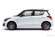 Suzuki Swift Sport 2012 / To be more specific, year 2014: 5 door version