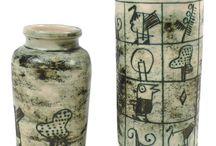 Smalls - Ceramics, Glass, Vases