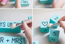 Wedding Countdown Ideas
