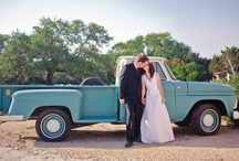 Brides + Cars / by Number 9 Photography