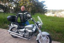motocicleta / Vida de motociclista.