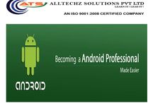 Android Training Institute in Chennai / AllTechZ Solutions offers Android Training in Chennai with real time experienced professionals holding sound subject knowledge.  Android is a most demanded and evergreen technology in IT Industry.