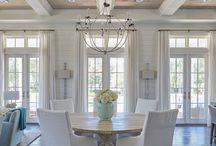 ceiling floor