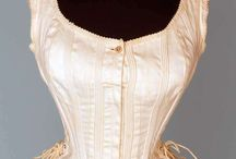 "Stays and corsets from 1850 to 1900 / Photos of original corsets only. For other sources, pictures or interpretations, I invite you to ""reenactment miscellany"" board:)"