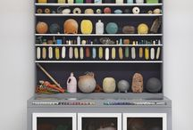 Dioramas and installations