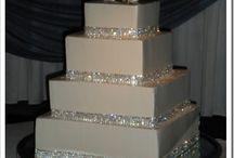 cakes / by Kayla Barber