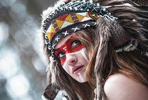 Disfraces India Native Americans