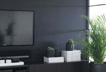 TV konsoll