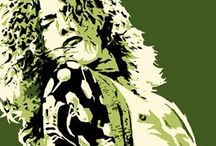 Robert Plant Posters