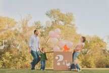 Pregnancy Announcements and Gender Reveals