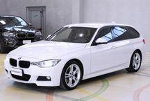 BMW 320 D TOURING MSPORT AUTOMATICA, DEL 2013, €26.400