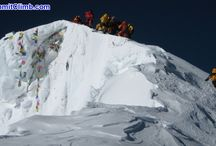 Why Climb Everest from Tibet (North Side)? www.EverestTibet.com / Why Climb Everest from Tibet (North Side)? www.EverestTibet.com