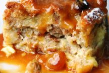 Paula deans bread and butter pud