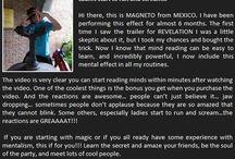 mentalism tricks / Mentalism tricks and secrets