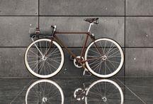 I Like To Ride My Bicycle / Human powered two wheeled beauties!