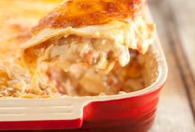 Food-Casseroles / by Dawn Turner