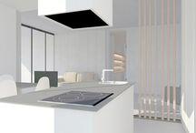 KALEIDOSCOPE_Diseño vivienda unifamiliar / Imagen 3D ideación vivienda unifamiliar una única altura. KALEIDOSCOPE Diseño de espacios.