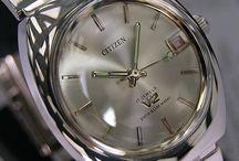 vintage citizen men's watches / vintage citizen men's watches