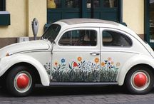 VW Beetles / by Patti Philippon