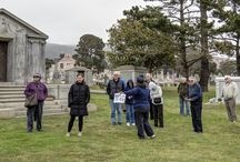 Field Trip to Holy Cross Cemetery /