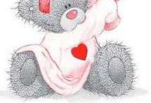 me to you Bears - love love love them from day'1'