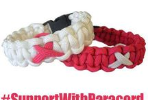Breast Cancer Awareness + Paracord / Breast Cancer Awareness Month