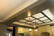 Interior Trimwork / A look at all the mouldings and trimwork we offer for the inside of your home.