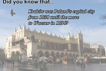 Facts about Poland / Interesting facts, curiosities about the Polish history, the Polish people, the Polish tradition, the Polish culture etc.