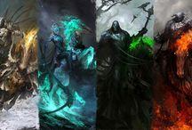 Sentient - Alien - The four horsemen / The radicalised Sentient visit upon the survivors their worst fears.