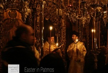 Easter in Patmos  / Experience Greek Easter on the island where the Apocalypse was written.  Greek Easter 2013 starts at 29th of April (Maundy Monday) and ends at May 5th. Visit the castle - monastery of St. John, one the most important Orthodox monasteries. http://www.patmosaktis.gr/en/location-area-info/easter-in-patmos