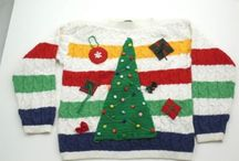 Ugly Holiday Christmas Sweaters / My Ugly Holiday Christmas Sweater collection on eBay! #spon #followitfindit
