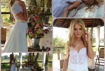 "Atelier ""SayYes"". / Wedding Dress, Makeup, Hairstyle."