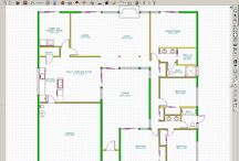 Floor plans / Building floor plans for gaming, etc