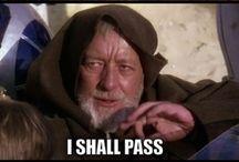 It's a trap! / Star Wars