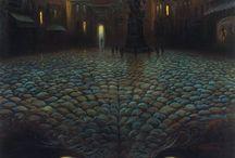 Pinturas com Títulos de Vladimir Kush | O Mestre do Surrealismo