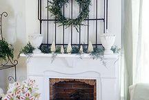 'Tis the Season / Winter holiday decor and DIY ideas