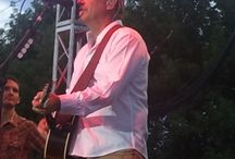 Kevin Costner & Modern West / The appearance of Kevin Costner & Modern West at America's River Fest June 14th, 2014 in Dubuque, Iowa
